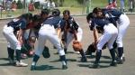 JA杯県女子野球大会 初戦